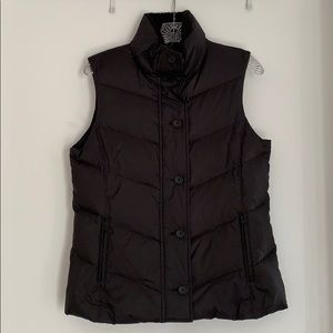 Women's Black Banana Republic Vest Small